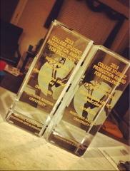 Derek Ellis 2013 Student Emmys